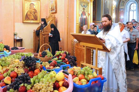 Православные Коми отмечают Яблочный Спас
