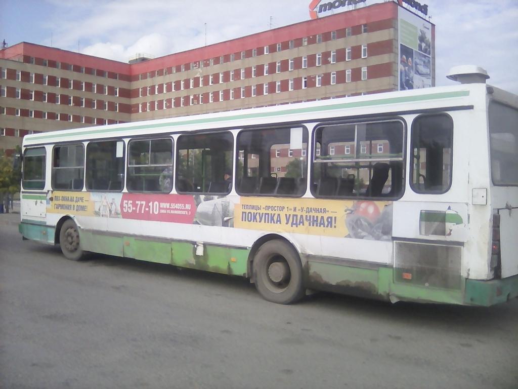 В Эжве пассажирка автобуса получила перелом ребер и грудины