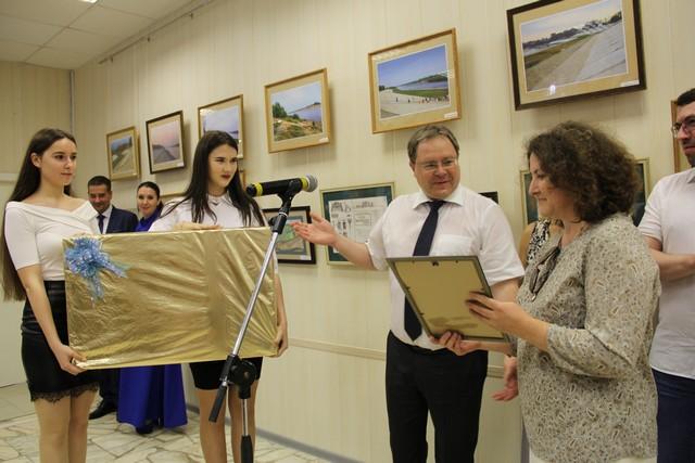 В столице Коми наградили сыктывкарцев, неравнодушных к судьбе набережной Кировского парка
