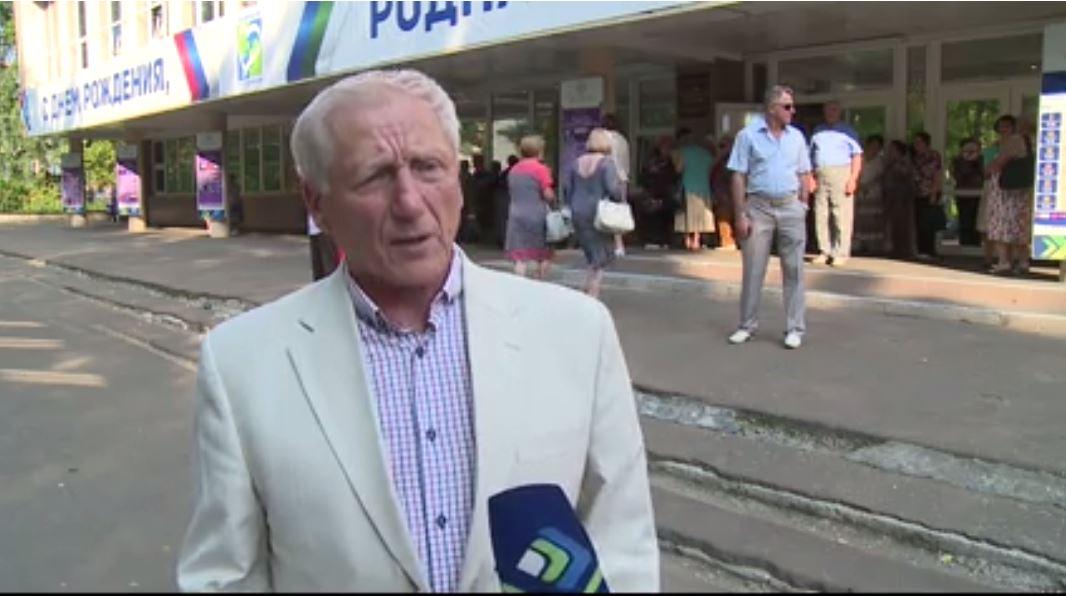 Александр Рогов: