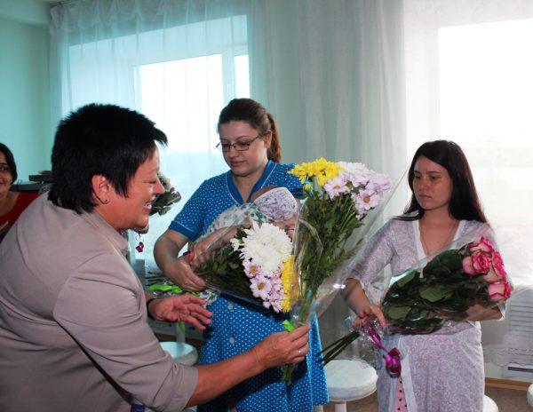 В родильном отделении Усинской больницы в День рождения республики на свет появились пять малышей