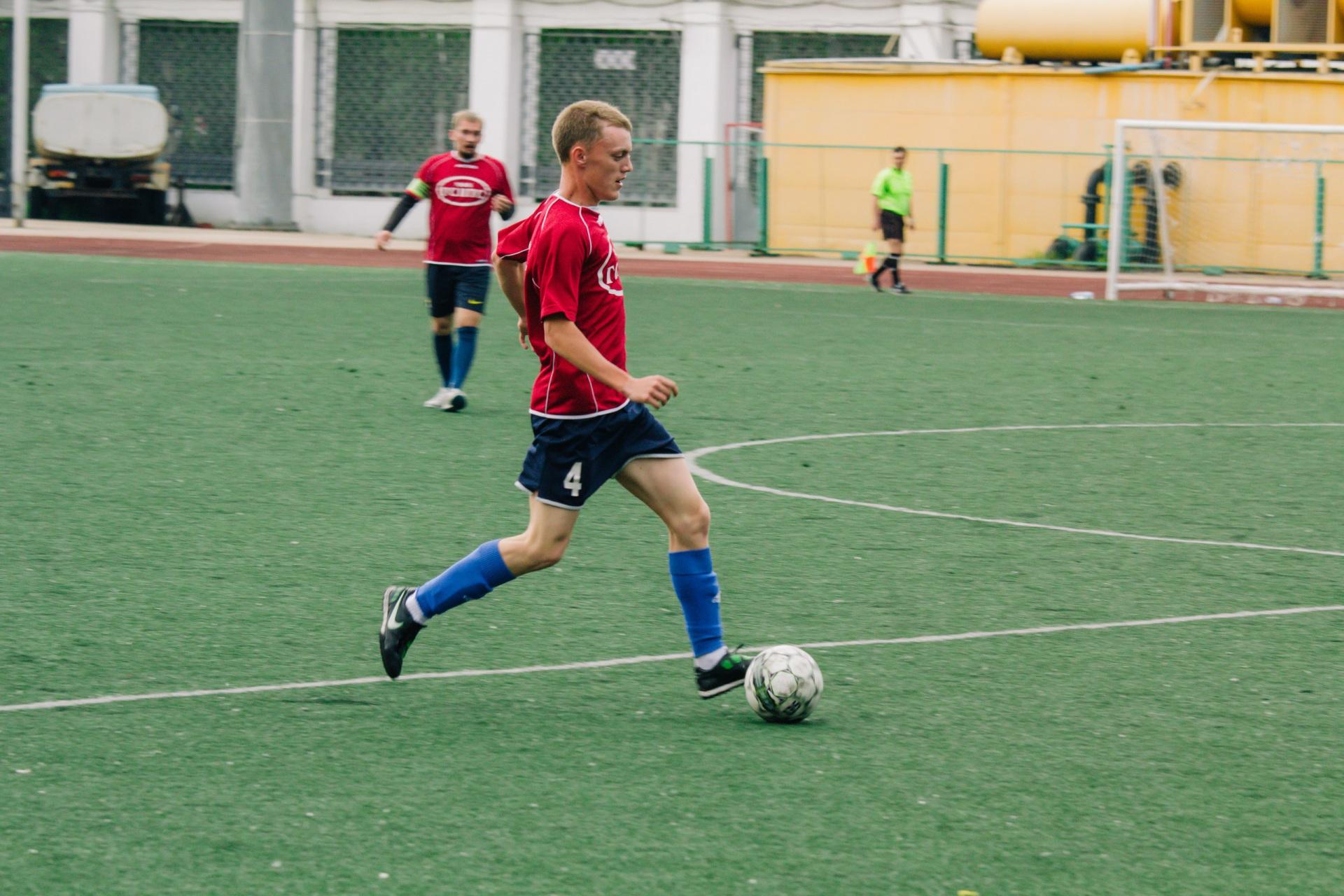 В Сыктывкаре пройдет финальный этап Кубка Коми по футболу среди любительских команд