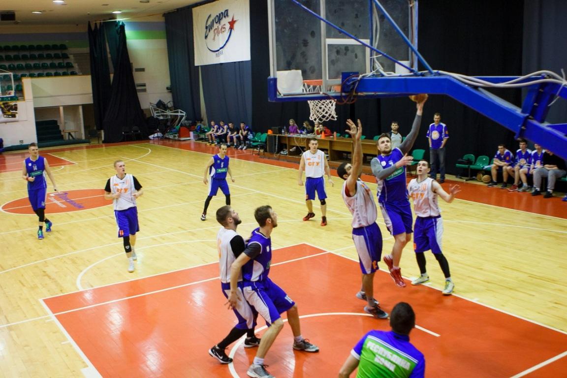 Сыктывкарские волейбольная и баскетбольная команды представят регион в Котласе
