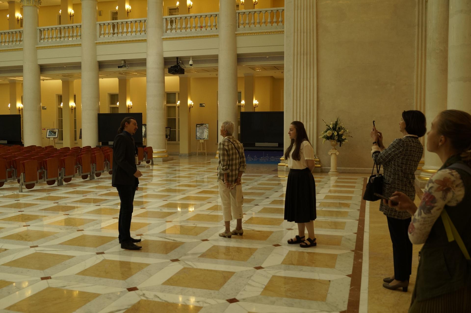 В Президентской библиотеке открылась выставка о жизни выдающегося уроженца Коми