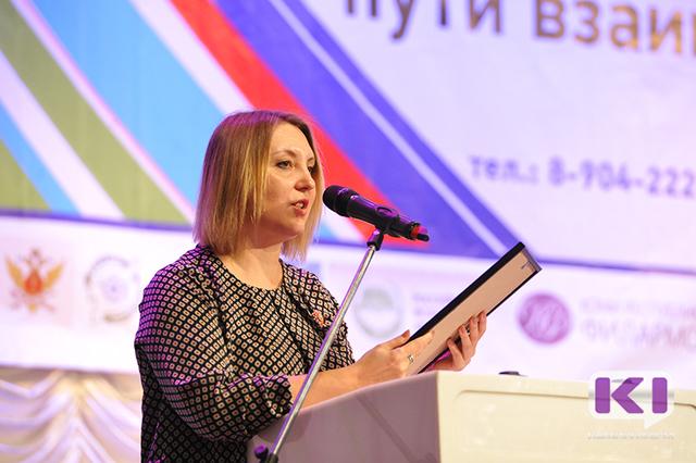 Елена Ермолина приступила к работе в качестве замруководителя ухтинской администрации