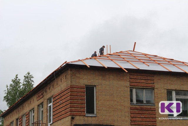 Летом капитальный ремонт провели в 13 детских садах и 14 школах Коми