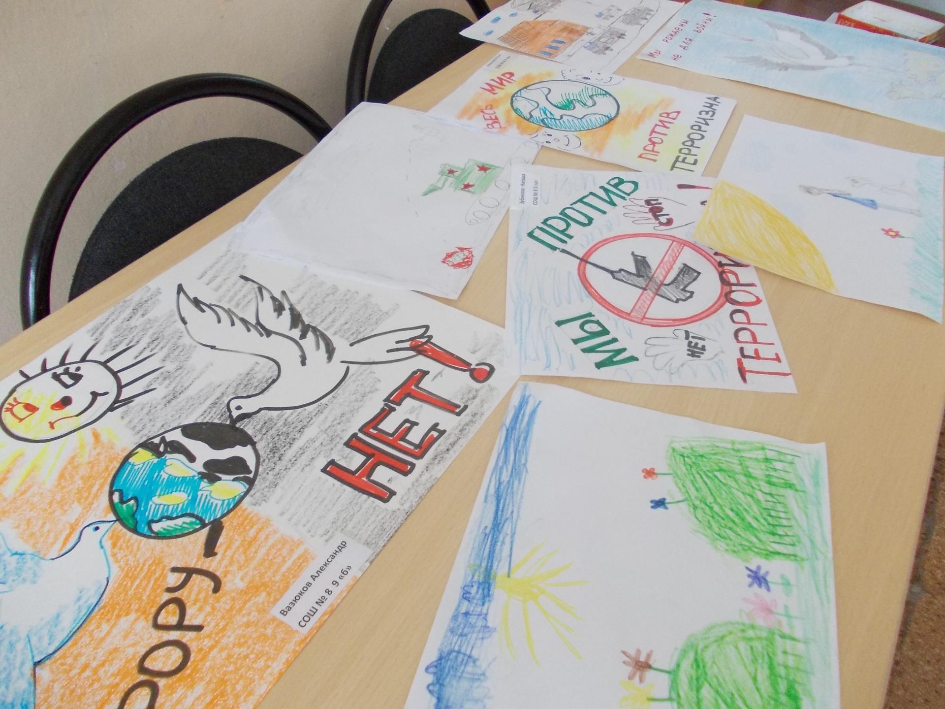 В Инте в День солидарности по борьбе с терроризмом почтят память жертв Беслана