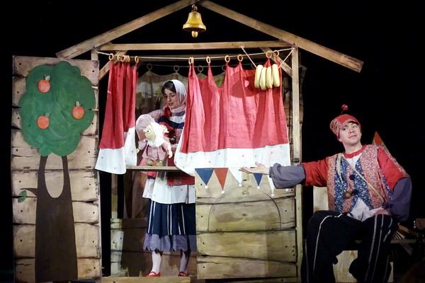 Жители Коми увидят кукольные спектакли из России, Белоруссии и Армении