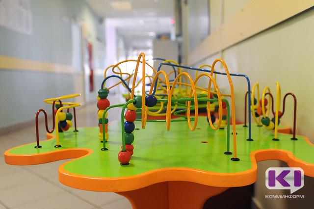 Минфин Коми продолжил добрую традицию оказания помощи детской больнице