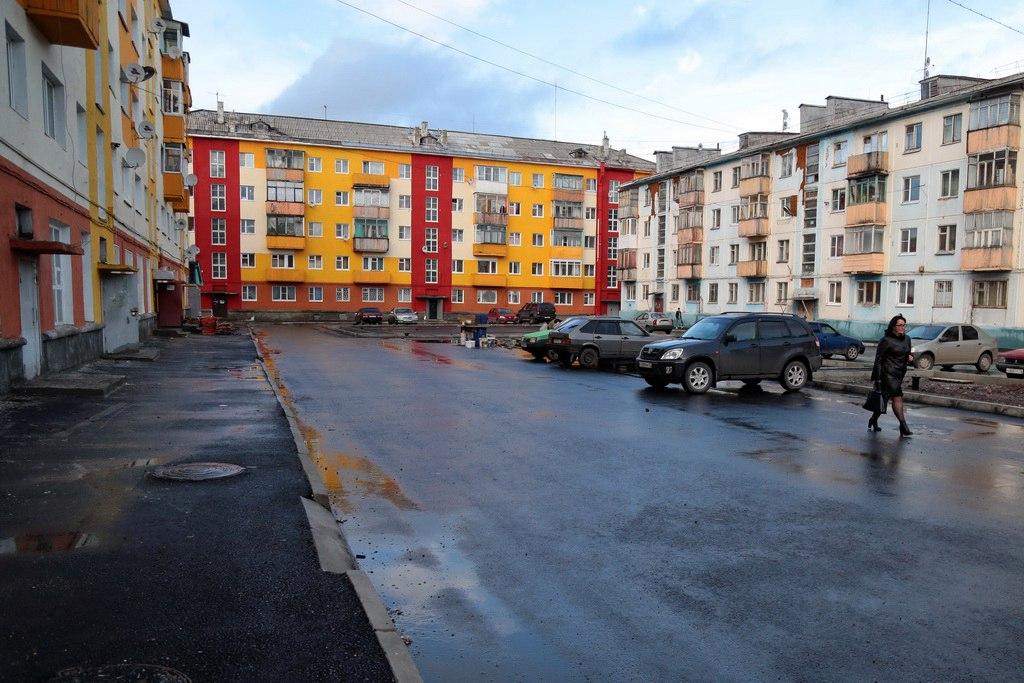 В Коми завершено благоустройство первых объектов по программе формирования комфортной городской среды