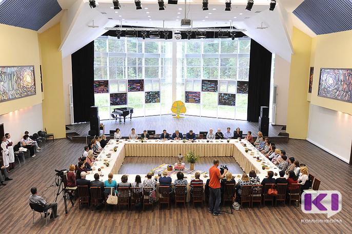 В культуру Коми в этом году вложен миллиард рублей