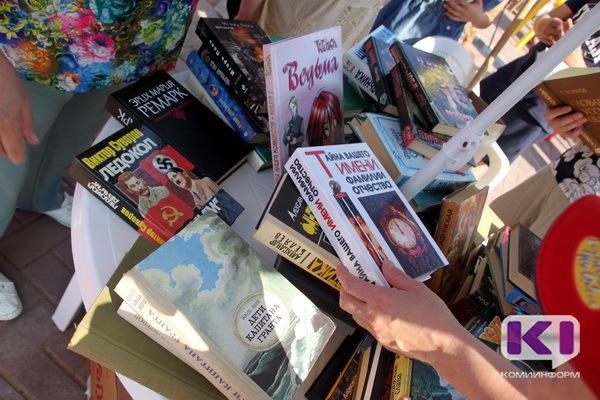 """""""Юношка"""" первой среди библиотек в Коми внедрила передовую технологию самообслуживания читателей"""