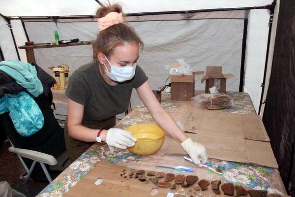 В Корткеросском районе найдены артефакты эпохи бронзы и позднего железного века
