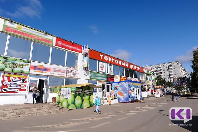 """Собственник ТЦ """"Народный"""" в сыктывкарской Орбите должен сделать территорию у здания безопасной для пешеходов"""