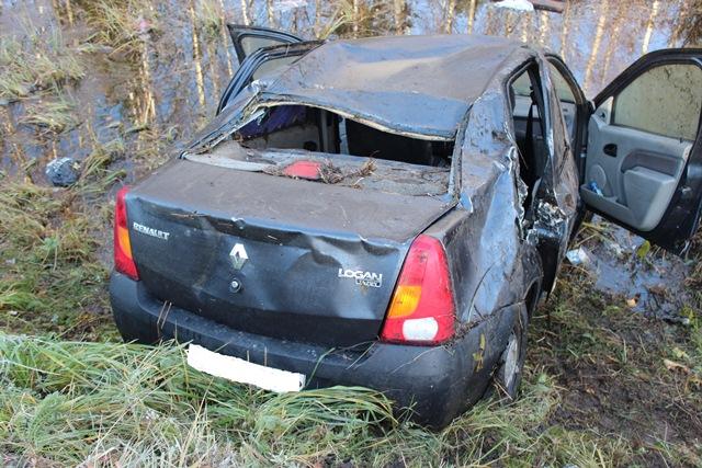 В Коми осужден пассажир автомобиля, по вине которого произошло ДТП с тяжкими последствиями