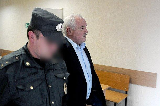 Виктор Попов высказал свое отношение к тюремному сроку в ходе прений