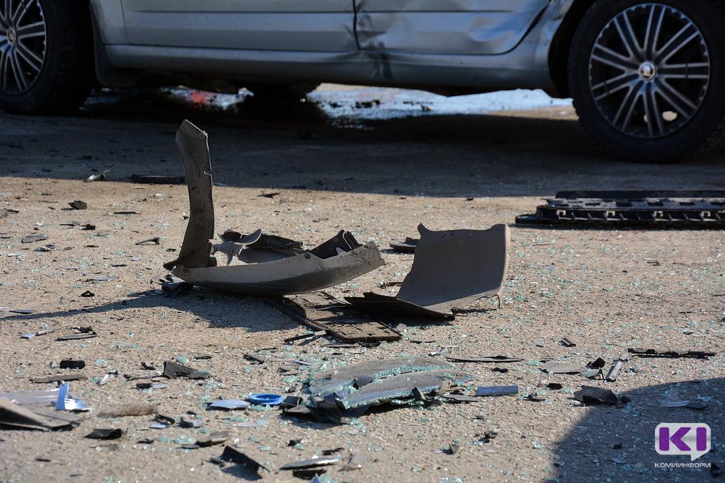 Виновником каждой третьей аварии с участием детей в Коми становится сам ребенок