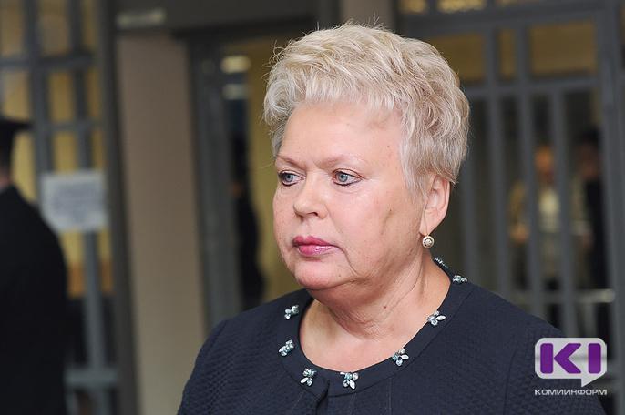 Валентина Жиделева: