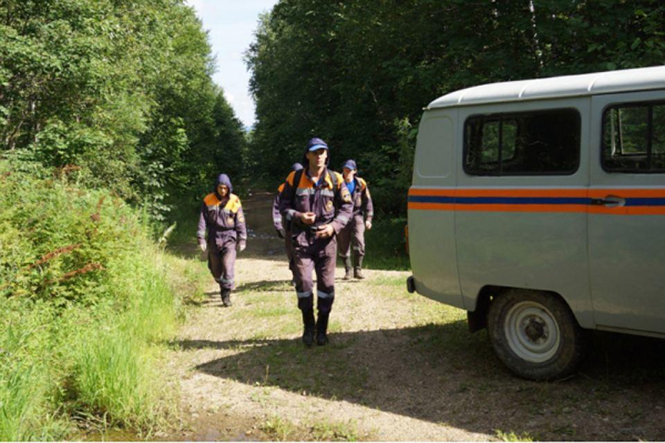 Воркутинские грибники упустили лодку и застряли в лесу