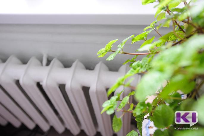 Тепло в дома сосногорцев начнет поступать уже сегодня