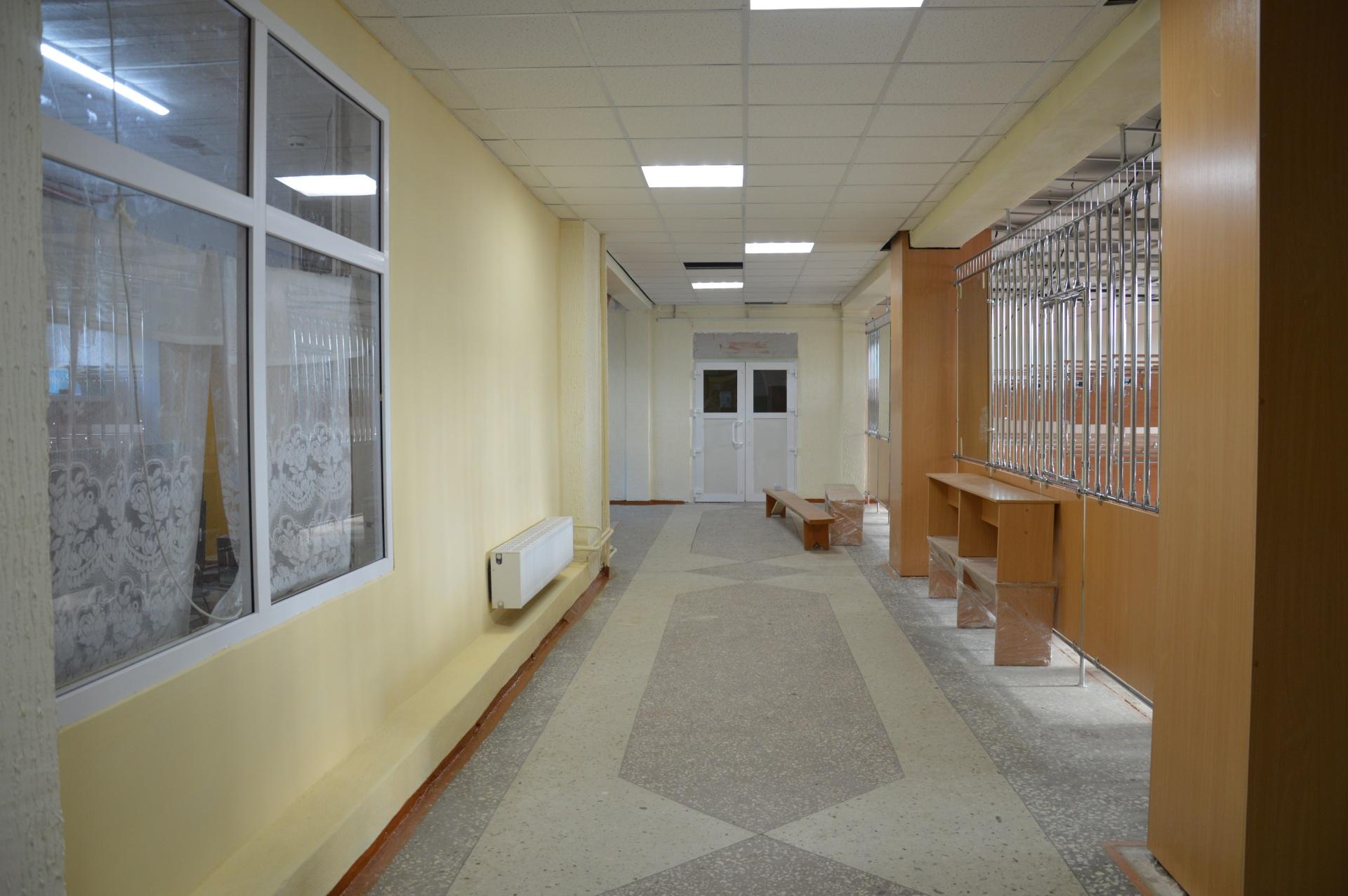 Учебный год школьники Усть-Цильмы встретили в обновленном здании