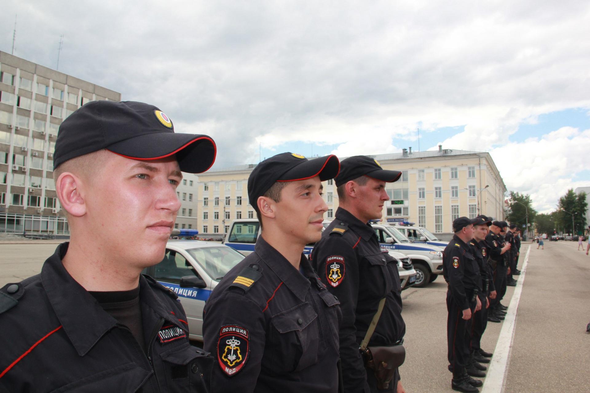 Общественный порядок во время выборов в Коми охраняют полиция и Росгвардия