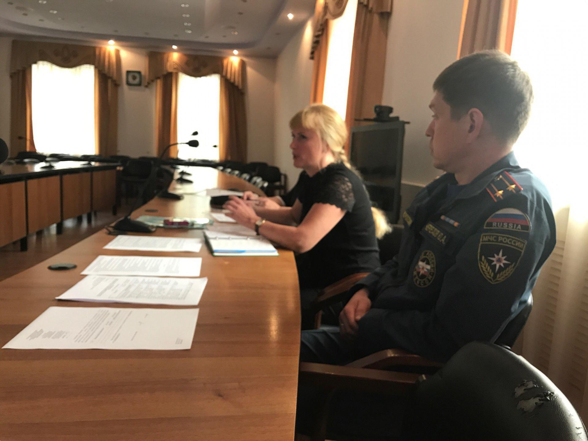 """В Коми Росгвардия и  """"Юнармия"""" Сыктывдинского района заключила соглашение о сотрудничестве"""