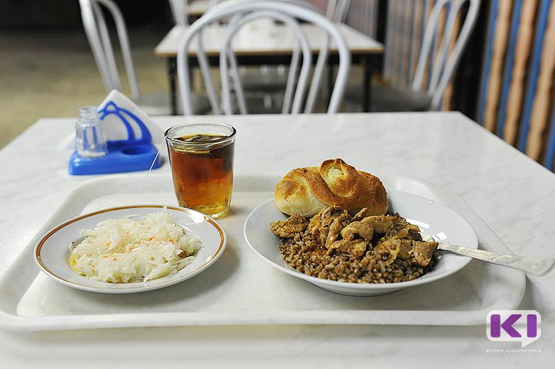 В Коми школьники и дошколята получают качественное горячее питание