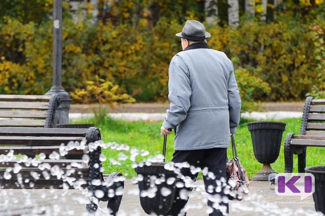 Неработающим пенсионерам дополнительно выделят миллиард рублей