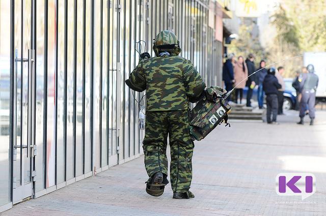 В жилом доме Ухты спецслужбы искали взрывное устройство