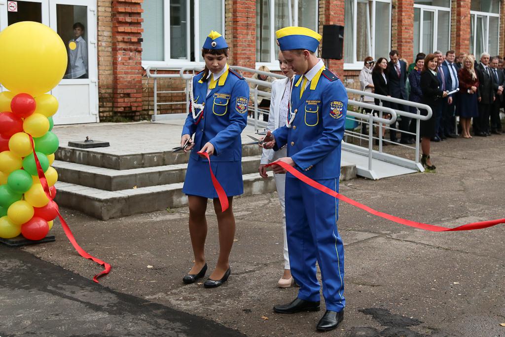 В Эжвинском районе Сыктывкара появился современный автогородок для обучения детей