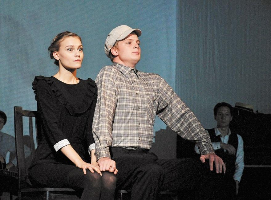 В Воркуте проходят гастроли московского театра