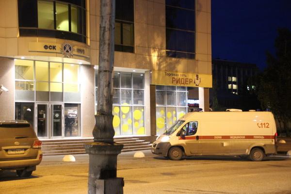 В Сыктывкаре эвакуировали посетителей торговых центров