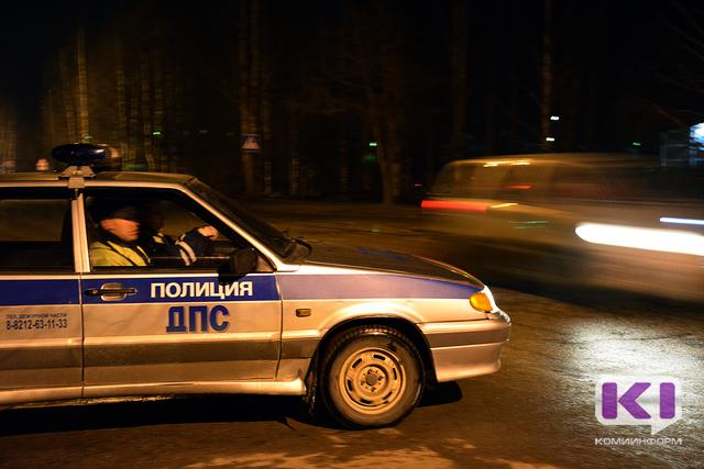 Погоню со стрельбой спровоцировал нетрезвый водитель в Сыктывкаре