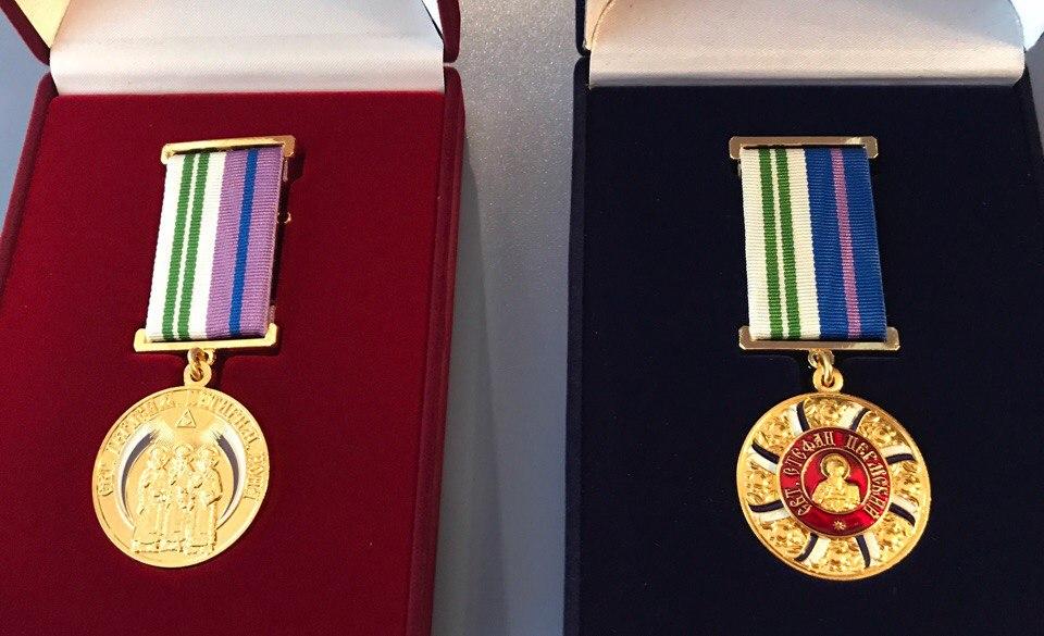 Сыктывкарская епархия получила из Москвы медали для награждения мирян и священнослужителей