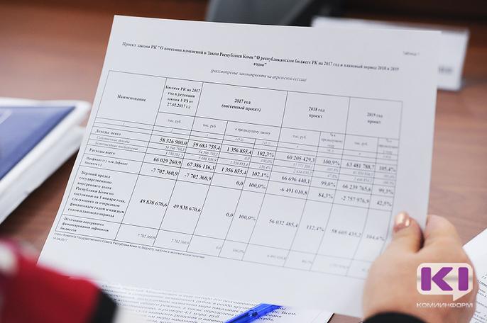Бюджетные кредиты и перераспределение свободных средств: как в Коми будут работать над снижением госдолга