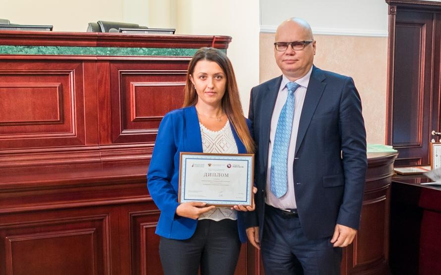 Департамент финансов администрации Сыктывкара вошел в тройку призеров в федеральном конкурсе проектов