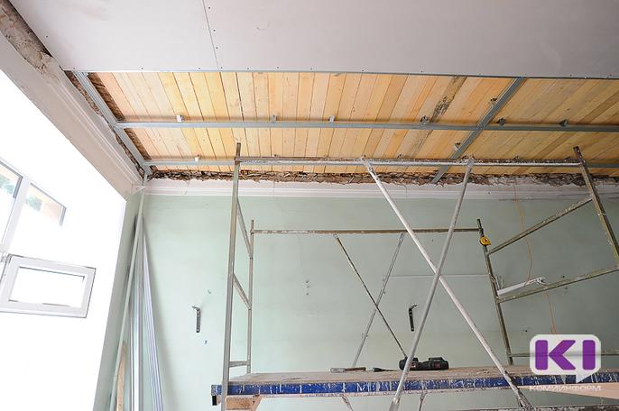 Школу № 2 им. Г.В. Кравченко в Вуктыле отремонтируют к концу октября