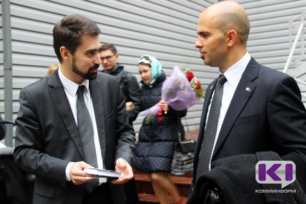 Делегаты изБолгарии надеются на скорейшее возобновление сотрудничества сКоми