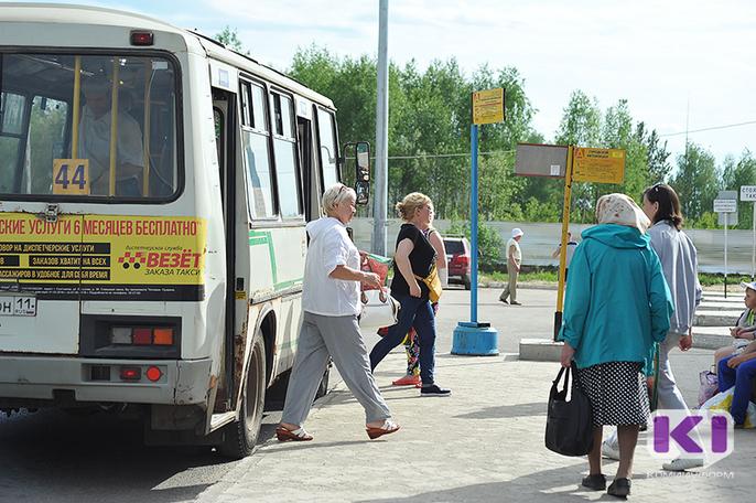 В октябре в Сыктывкаре стартует масштабная работа по изучению пассажиропотока