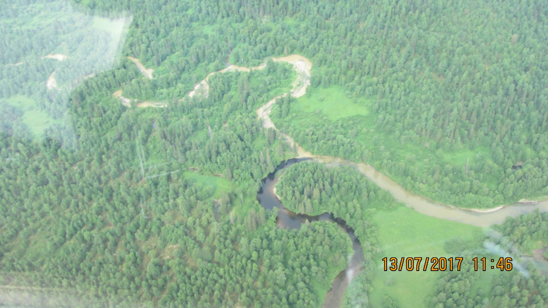 """Золотодобытчиков """"Ухтагеосервис"""" оштрафовали на 918 тыс. рублей за вред нерестовой реке"""