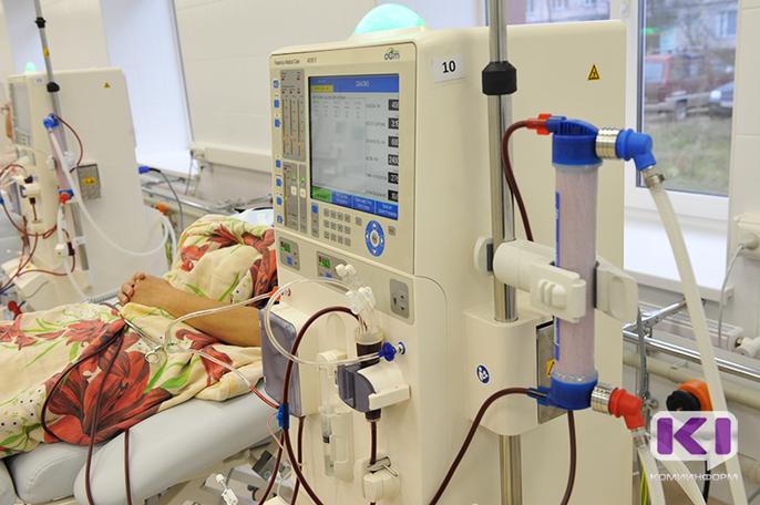 Более 4 млн.рублей направлено в Коми на поездки пациентов на гемодиализ