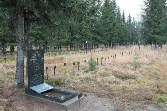 На могиле репрессированного философа Льва Карсавина в интинском поселке  Абезь побывали участники научно-практической конференции | Комиинформ