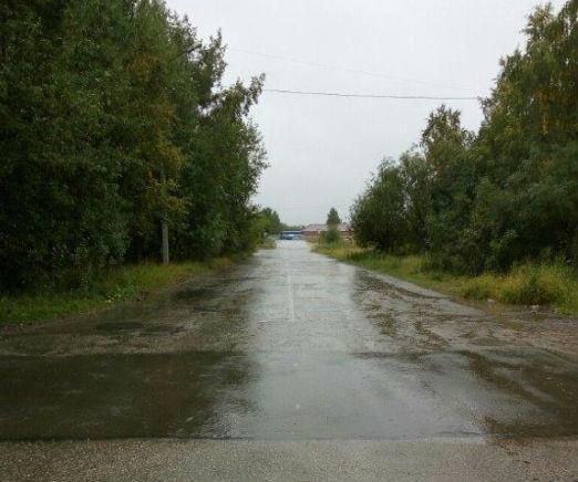 В ухтинском микрорайоне Дальний завершили ямочный ремонт дороги