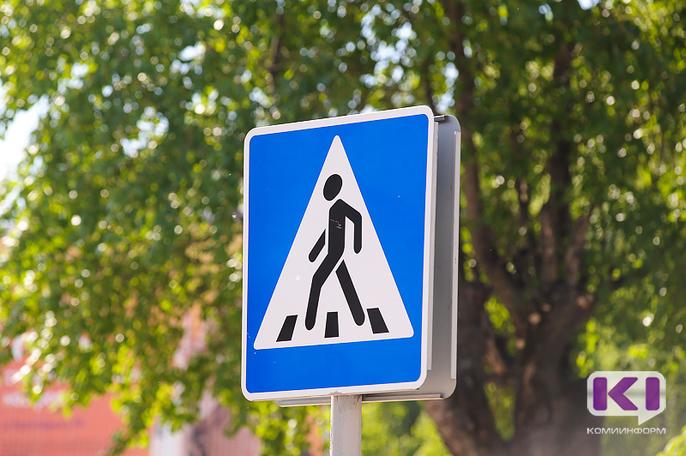 В Сыктывкаре разыскивают водителя, сбившего подростка