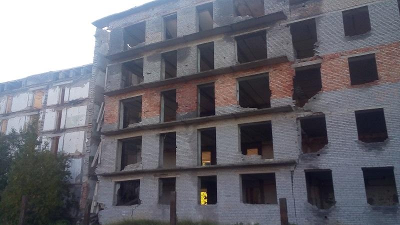 ОНФ в Коми намерен решить проблему с полуразрушенным домом в Благоево