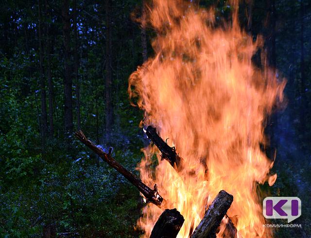 В Коми особый противопожарный режим отменен во всех в населенных пунктах