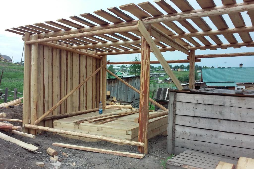 Общественники построили в Щельяюре накопитель для утилизации ЖБО