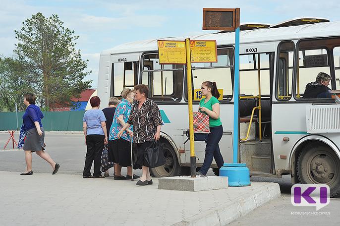 2 октября в Сыктывкаре закрываются дачные автобусные маршруты