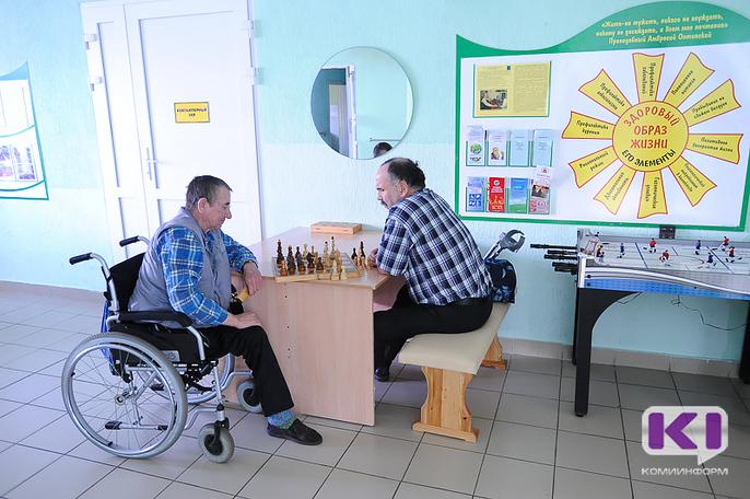 В 2017 году более 2000 сыктывкарцев обратились в социальные центры за реабилитацией